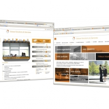 Design sites intranet Orange sous sharepoint