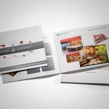 Création plaquette brochure de présentation