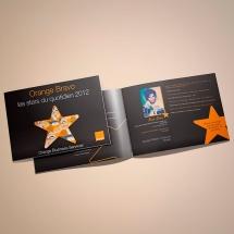 Création graphique brochure entreprise