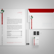 Création charte graphique agence evenementielle