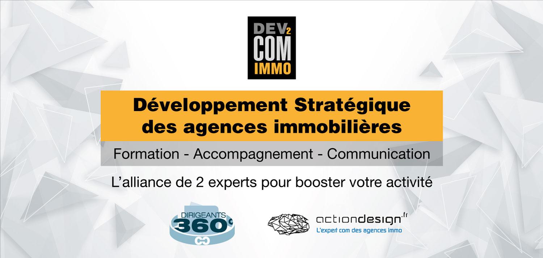 Communication agences immobilières