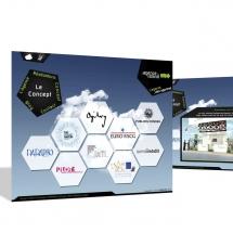 Création site vitrine pour agence évènementielle