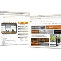 Design sites intranet Orange sous sharepoint