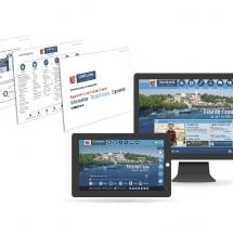 Creation design site web responsive municipal pour commune