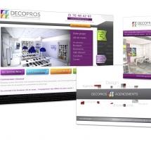 Stratégie digitale site web entreprise agencement