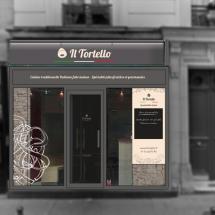 Signalétique agence immobilière ile-de-france