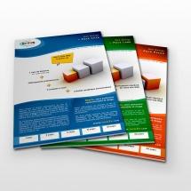 Création graphique fiches produits startup
