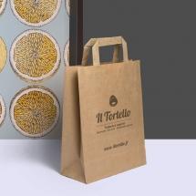 Impression sac kraft et packagings personnalisés pour traiteurs et commerces à paris