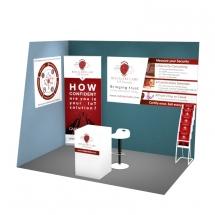 Création Impression de stand salon porte de versailles